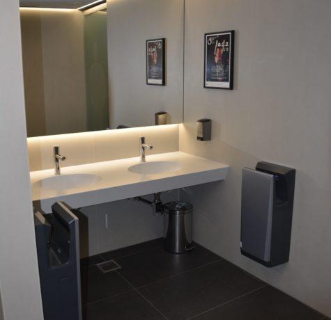 Javne sanitarije Ljubljanki grad