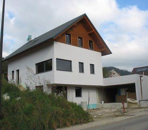 Skeletna hiša DOLINAR